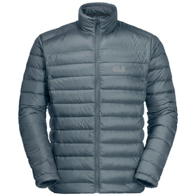 Jack Wolfskin JWP Down Jacket Men, storm grey